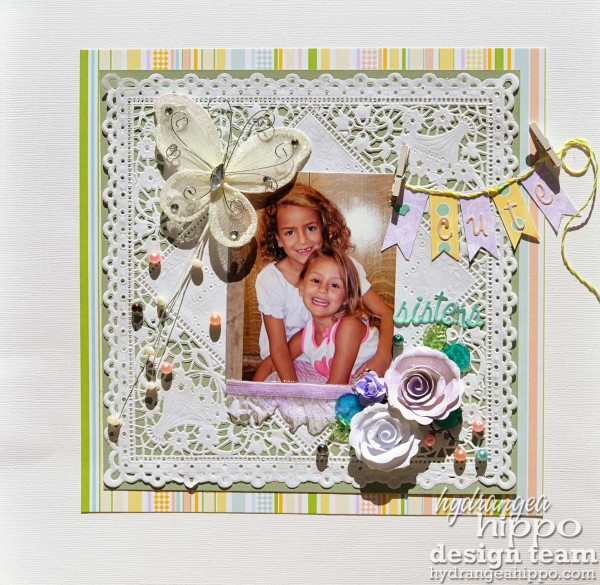 nancy keslin_cute sisters_hydrangea hippo_may 2013_layout