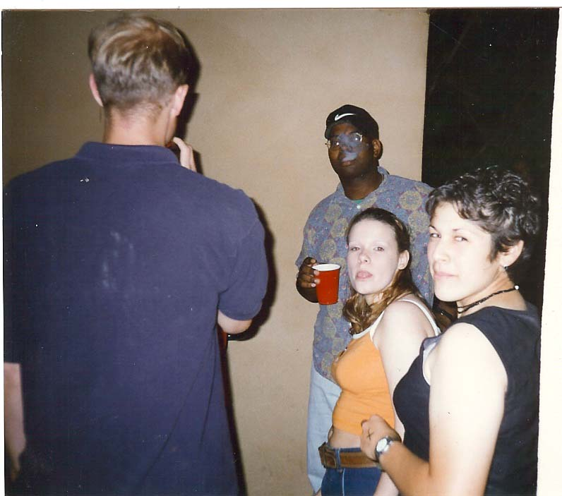 At Party in Monterey 1997--2