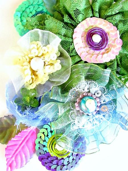 Floral Made V