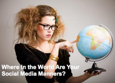 SocialMediaMannersGlobe