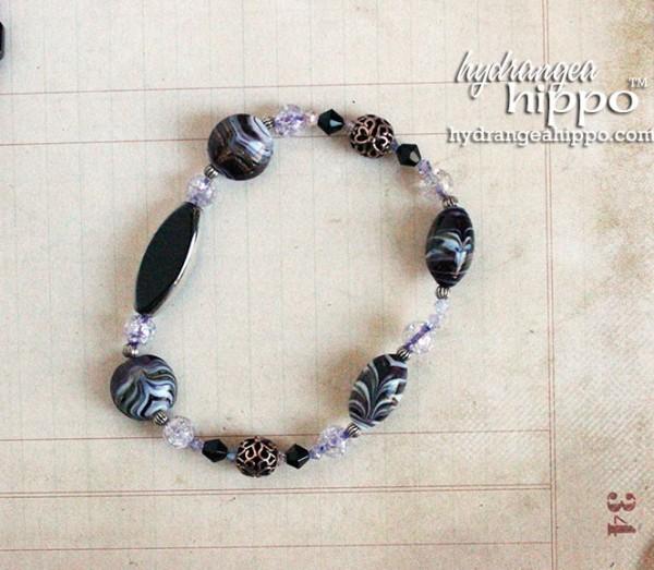 Beaded-Bracelet-Necklace-Earrings-Set-Prima-Bead-Cousin-Jennifer-Priest-Hydrangea-Hippo