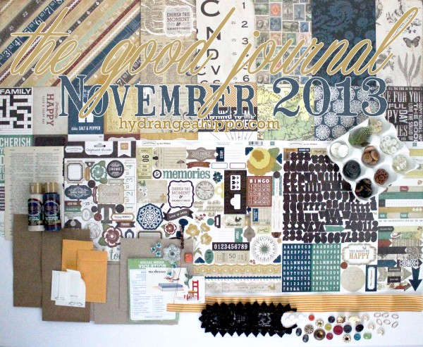 November-2013-Kit-The-Good-Journal-Hydrangea-Hippo-Banner