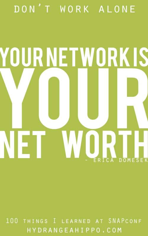 SNAP-Network-is-net-worth-erica-domesek-psimadethis-Quote-Art-Hydrangea-Hippo