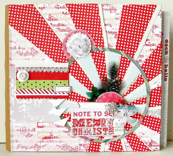 Christmas in July Album