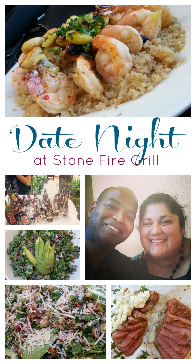 Date Night Title Collage