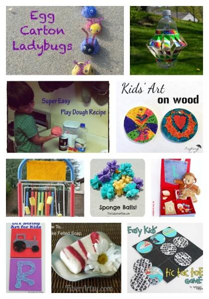 Kids-summer-crafts-roundup-hydrangea-hippo