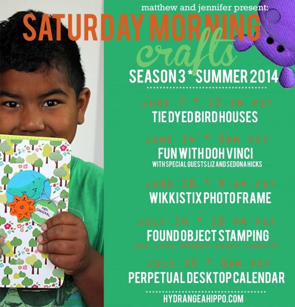 Saturday-Morning-Crafts-Season-3-Summer-2014 - revised