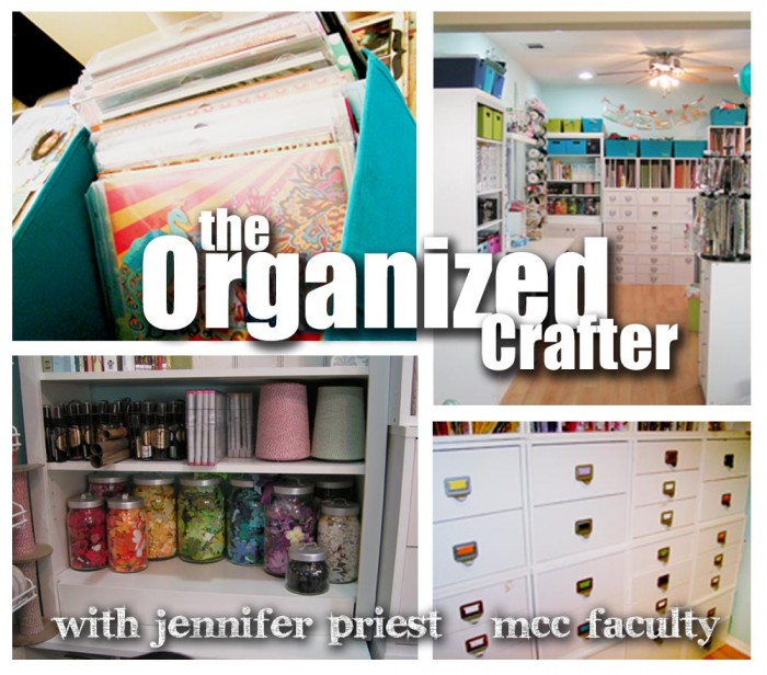 Organized Crafter - Collage