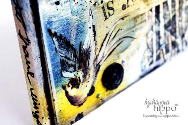 How To Wood Burn Using Stencils A Stencilgirl Blog Hop