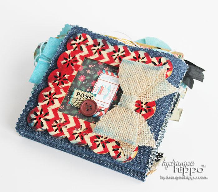Fancy Pants Paper Bag Book - Jennifer Priest 4