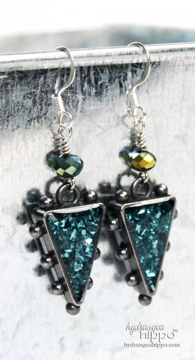 ICE-resin-earrings-blue-glass-glitter-by-jennifer-priest-2