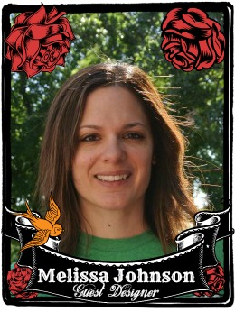 Melissa Johnson - Guest Designer