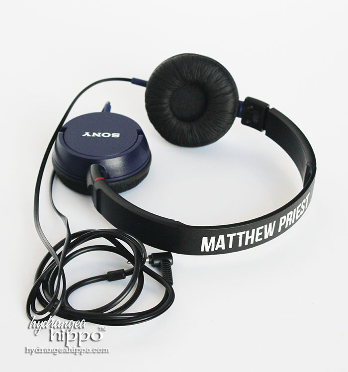 2014-09 Personalized Headphones - Matthew