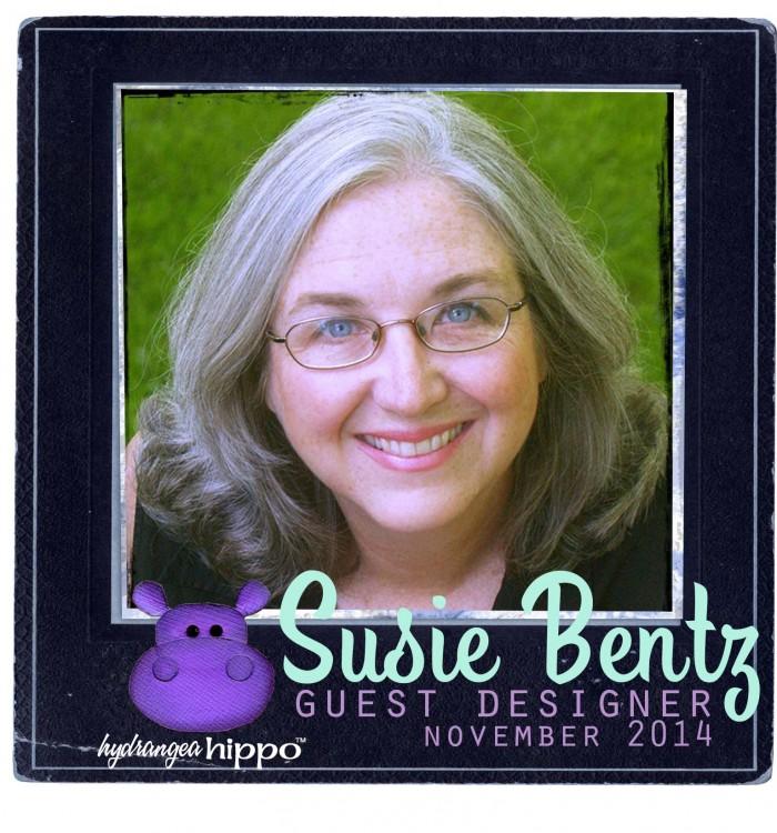 Guest DT - Nov 2014 - Susie Bentz