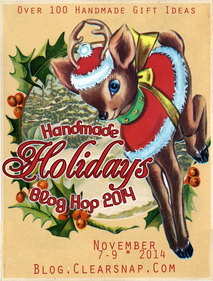 Handmade Holidays 2014 Hop