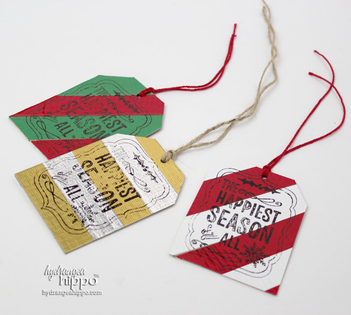 Holiday Duck Tape Projects by Jennifer Priest for hydrangeahippo Crafty Hangouts 10