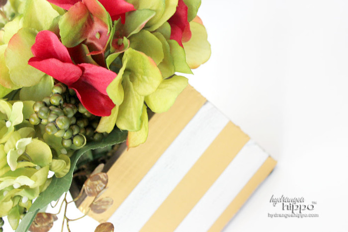 Holiday Duck Tape Projects by Jennifer Priest for hydrangeahippo Crafty Hangouts 11