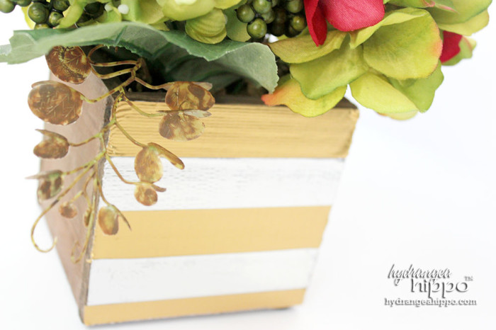 Holiday Duck Tape Projects by Jennifer Priest for hydrangeahippo Crafty Hangouts 4