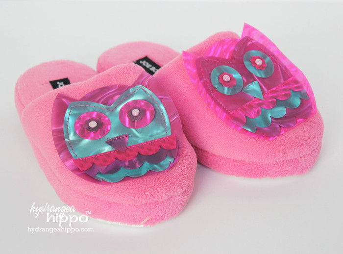Relaxing Owl Gift set by Hydrangeahippo Jennifer Priest Handmade Holidays 2014 Blog Hop 7