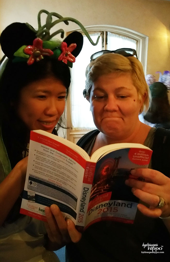 2014-12 2015 Disneyland Guide Review by Hydrangea Hippo - Pirates 2