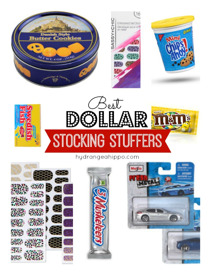 Best Dollar Stocking Stuffers 2014 by hydrangeahippo