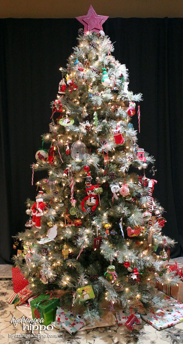 Christmas tree - Jennifer Priest 2014