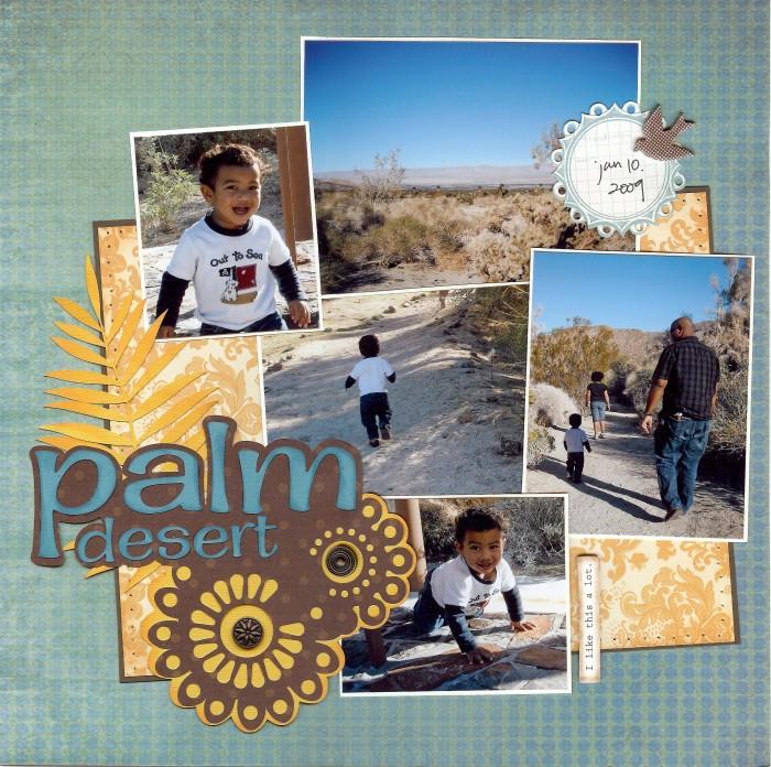 Palm Desert left