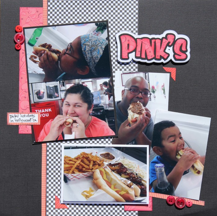 Pinks - for Nov 2010 - by Jennifer Priest