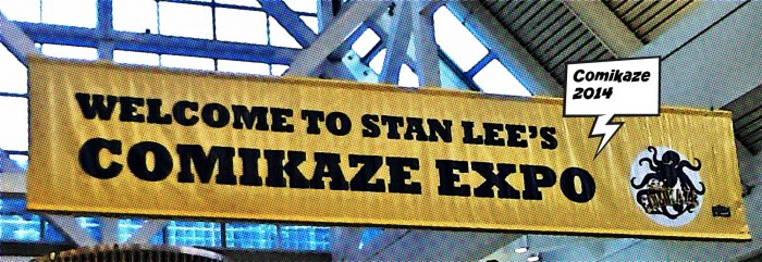 comikaze banner