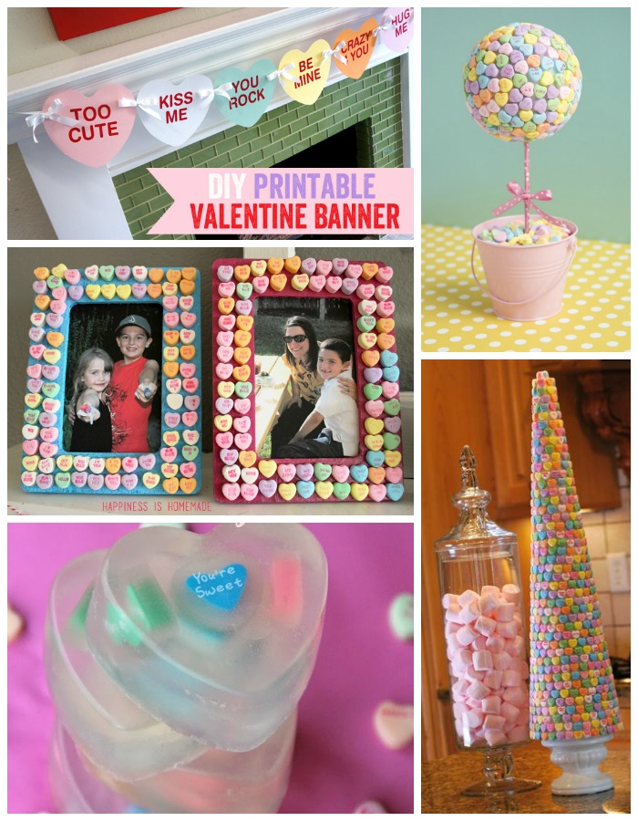 14 Conversation Heart Crafts - 3