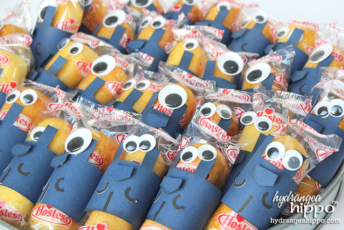 Create your own minion army this Valentine's Day with SIzzix eclips2!!