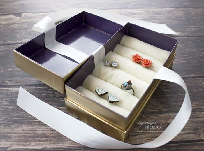 DIY Travel Jewelry Box JPriest