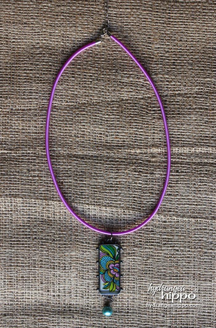 Ice Resin Pendant Necklace - Intro to ICE Resin Class - JPriest