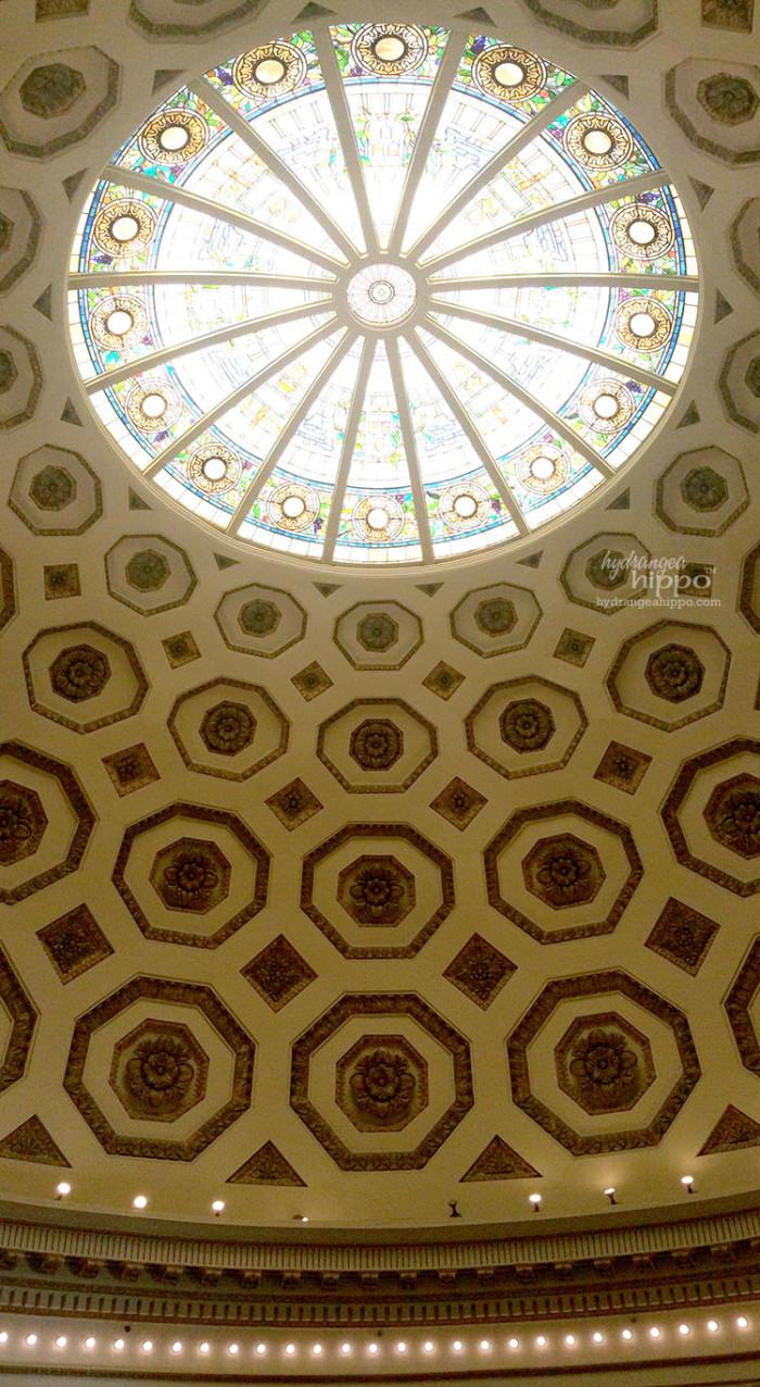 Natural History Museum Ceiling JPriest