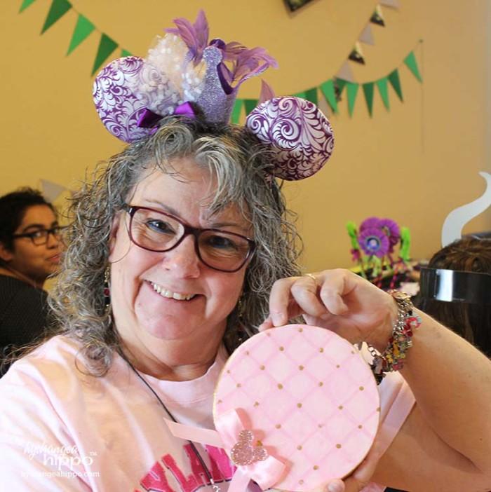 PARTY - DisneySide VIllains Tea Party JPriest - Aprile Box