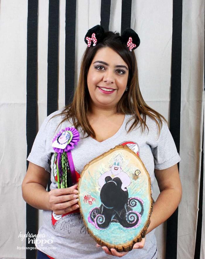 PARTY - DisneySide VIllains Tea Party JPriest - Christina Ursula