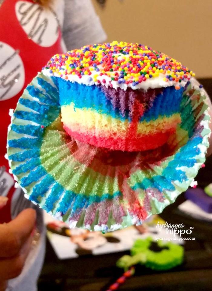 PARTY - DisneySide VIllains Tea Party JPriest - Cupcakes