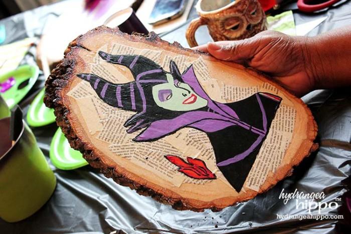 PARTY - DisneySide VIllains Tea Party JPriest - Maleficent