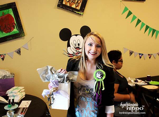 PARTY - DisneySide VIllains Tea Party JPriest - Prizes