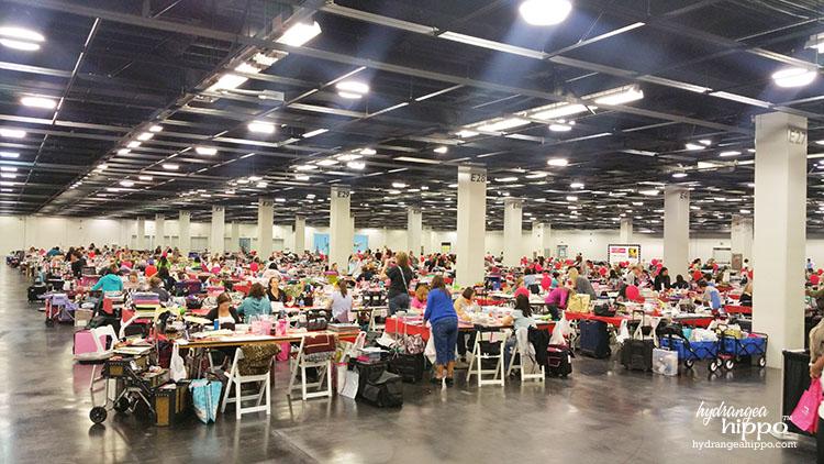 Scrapbook EXPO - Anaheim CA JPriest