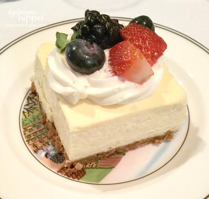 WeAllGrow Lunch Cheesecake JPriest