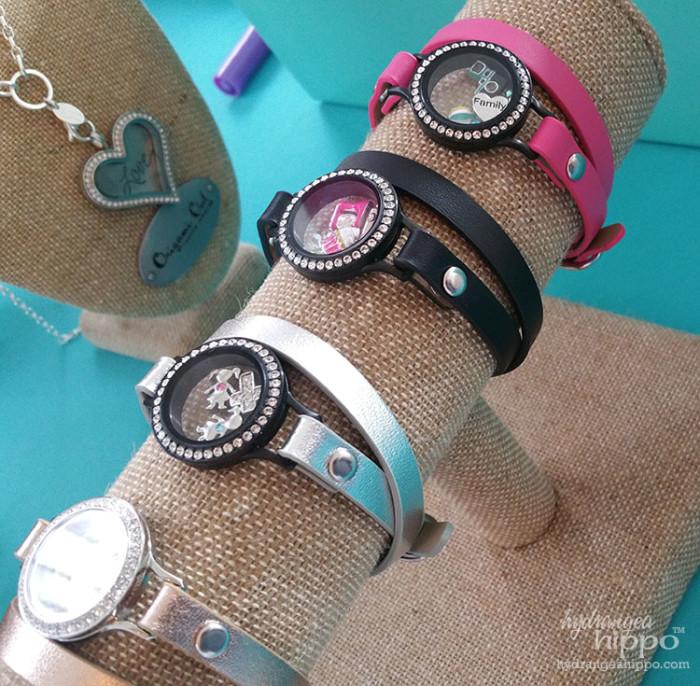 WeAllGrow OrigamiOwl Bracelets JPriest
