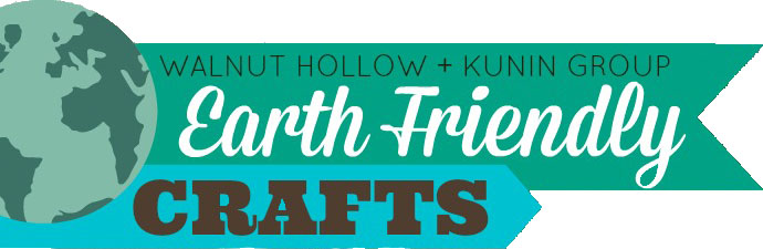 Walnut Hollow Kunin Group Earth Friendly Crafts HOP