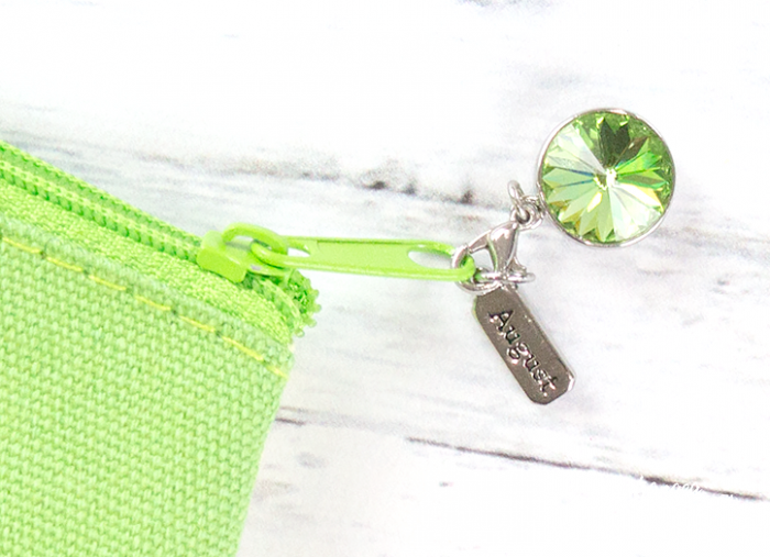 DIY-zipper-pull-Swarovski-crystals-at-Michaels-hydrangeahippo