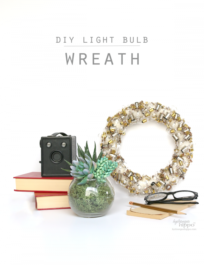 Light-Bulb-Wreath---make-this-with-mini-lightbulbs-and-a-Smoothfoam-Wreath-Form-hydrangeahippo